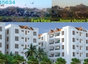 Flats in Hyderabad, Gated community with Bank Loan Approved hmda approved