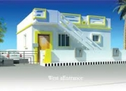 Rent 2BHK Individual house available Near Mahatma Gandhi Nagar Bus Stand, Madurai