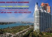 Residential Apartment  in Ansal Aquapolis