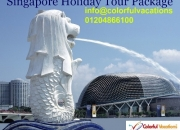 Holiday Package- Explore Top Tourist Attractions during Singapore Tour