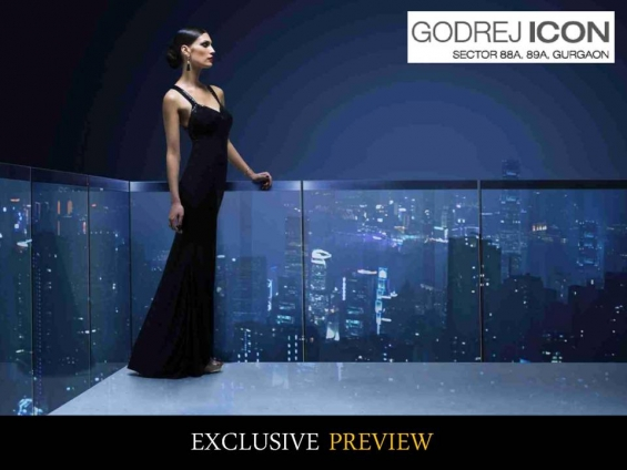 Open booking coming soon residential project –godrej icon sector 88a