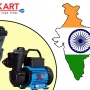Pluga Self Priming Monoblock Pumps Dealers in India