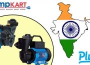 Pluga Self Priming Monoblock Pumps Dealers in India