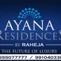 Raheja Ayana Residences Sector 79 B Gurgaon @ 9555077777