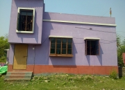 1 STORIED HOUSE WITH 2 KAHTA LANDA 14 LAKH IN SONARPUR