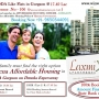 Pareena Laxmi Housing Apartments Sector 99A Gurgaon
