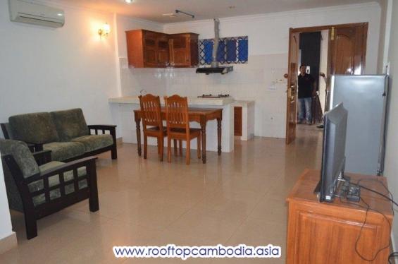 Apartment for rent in daun penh - phnom penh