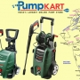 Bosch Home and Car Washer Pumps Dealers In India