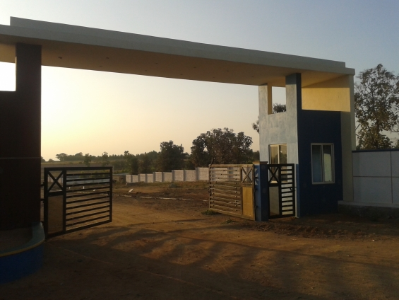 Looking for well-developed villa plots in hosur it park? book now in nbr orange county