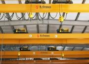 Overhead crane manufacturers in India