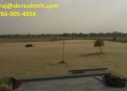Plots for in Neemrana behror on NH8 call 9873634854, Keshwana Hills