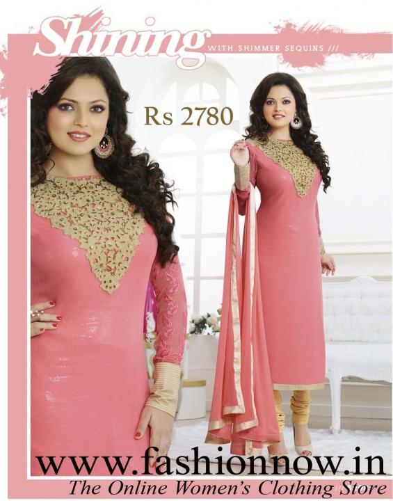 Buy online attractive salwar kameez at lowest price
