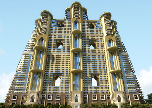 Raheja revanta, air-conditioned apartments in gurgaon