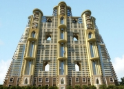 Raheja revanta, air-conditioned apartments in gurgaon