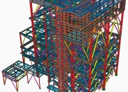 Tekla 3d structures steel and construction modeling