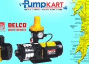 Belco Pressure Booster Pumps Dealers and Distributors in Mumbai