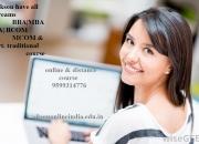 Best online education mba| bba |bca |ba 2015 from ksou.
