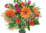 Online Fresh Flowers Bouquet Delivery in Delhi