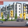 With in 13L 1Bhk flats for sale @ Chandapura