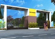 2400 sq.ft grand villa plot available in NBR Garden RV Anekal with best in class amenities