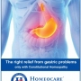 Enjoy your favorite foods by relieving digestive problems with Homeopathy