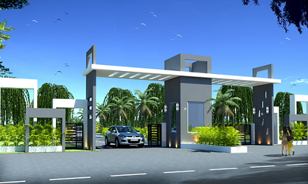 Limited plots available in nbr green valley in electronic city, to book your site now