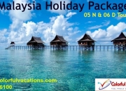 Malaysia Holiday Package- 05 Nights & 06 Days Tour