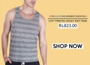 Men's Tank Tops Online | Latest Tank Tops Online India