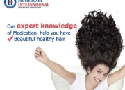 Homeopathic medicine improves hair growth effectively