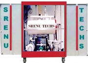 Hydraulic or turbine oils filter machines srenu techs hyderabad