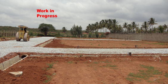 Plots in hoskote for sale blore