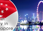 Study abroad in Singapore with scholarships