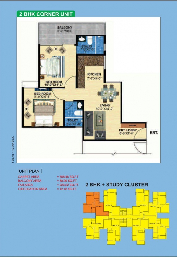 Pictures of Zara aavaas gurgaon zara awas affordable housing@ 7838486386/ 7838700306 5