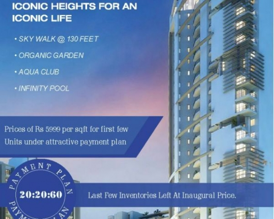 Book residential apartment-godrej icon sector 88a dwarka expressway
