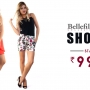 Buy Women's Shorts and Skirts Online - Planeteves