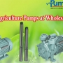 CRI Agriculture Pumps at Wholesale Prices