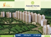 Gls arawali homes 2 bhk 17.636 lac sector 4 sohna gurgaon