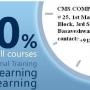 Avail Discount Up to 40% for courses at CMS Computer,BasaveshwaraNagar,Bangalore