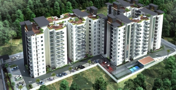Elegantly designed 2,3 bhk luxury apartments for sale in begur
