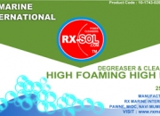 High Foaming High pH Cleaner Degreaser