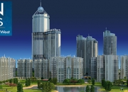 Aarcity Group Moon Towers, Buy 2 & 3 bhk with affordable price