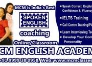 Online spoken english coaching