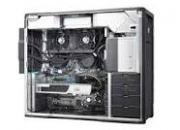 Well-designed chassis HP Z800 workstation Rental Bangalore