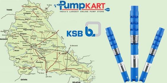 Ksb submersible pumps dealers in pune