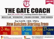 Mechanical Engineering Gate Coaching