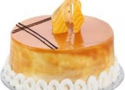 Butter Scotch Cake Delivery in Hyderabad