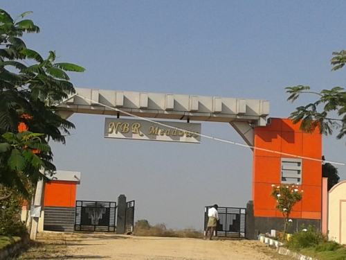 Luxurious villa plots project hosur town from nbr group,few plots available in nbr meadows