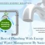 Best Plumbing Company with Energy and water management by Sanicon