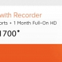 DISHTV truHD+ with Recorder