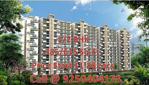 Hcbs sport ville affordable 391 sq. ft 12 lacs sector 2 & 35 sohna gurgaon